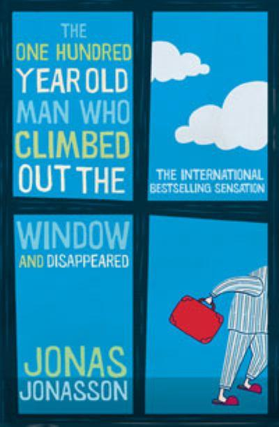 The one hundred year old man who climbed out the window and disappeared.