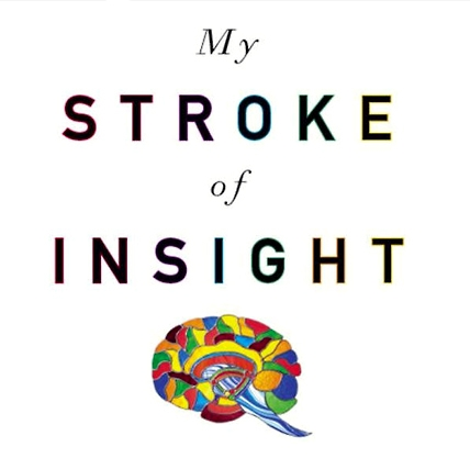 stroke of insight - Jill Bolte Taylor - walking book club - books for brains