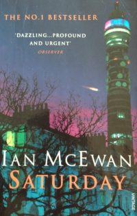 Saturday by Ian McEwan Walking Book Club
