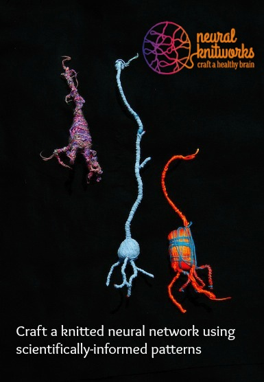 Knitted neuron patterns
