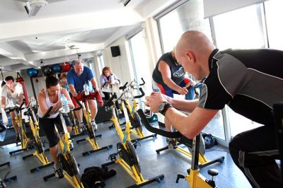 30 minutes exercise, half a spin class, promotes neuroplasticity