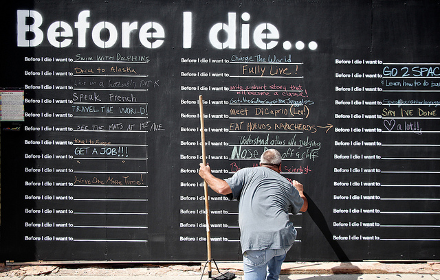 before I die top regrets of the dying