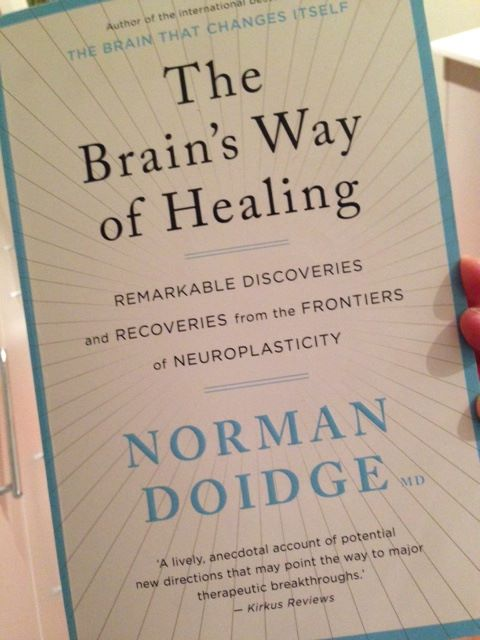 The Brain's Way of Healing Book Review Walking Book Club