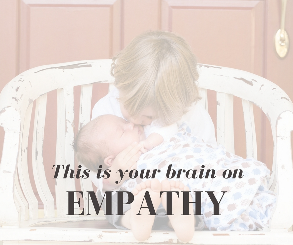 This is your brain on empathy
