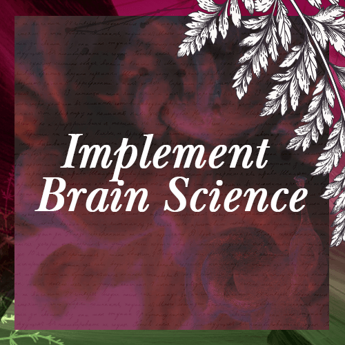 Bootcamp - Icon - Implement brain science