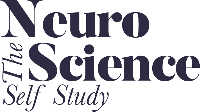 The neuroscience Self Study