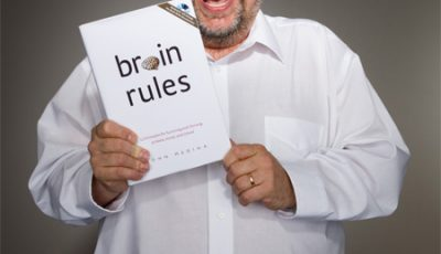 John Medina Brain Rules Walking Book Club