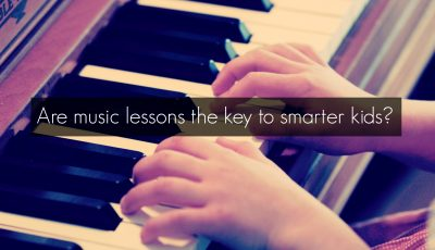 Are music lessons the key to smarter kids