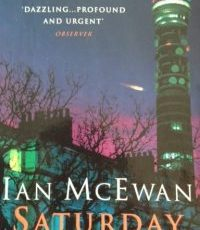 Saturday by Ian McEwan Walking Book Club